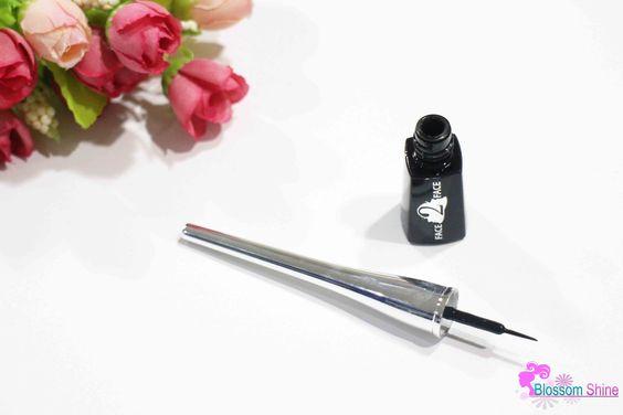 Brush Liquid Eyeliner Face2Face