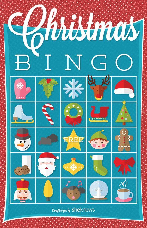 Bingo, Kid and Scavenger hunts on Pinterest