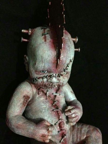Sawblade Baby: