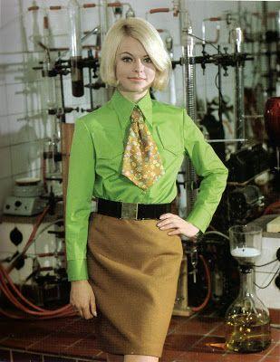 Az 1960-as évek szocialista divatja