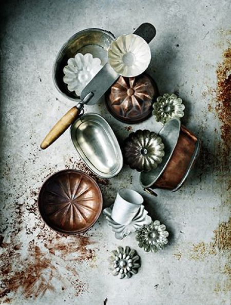 linda lundgren - Tools of the Baking Trade: