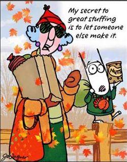 Thanksgiving humor: