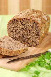flaxseed bread resipi diet atkins 1