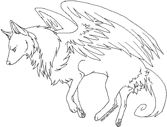 wolves coloring pages and coloring on pinterest
