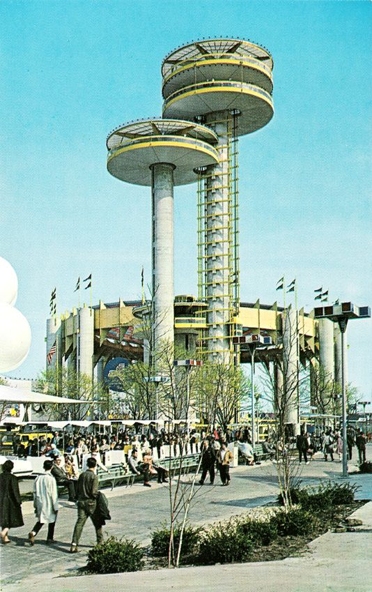 1964 Flushing Meadow Park/went to this United States