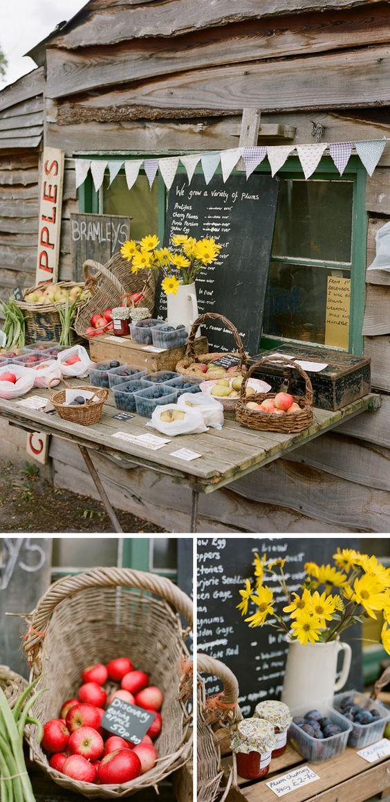 Fruit flowers, Flower stands and Fresh fruit on Pinterest