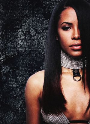 Image result for aaliyah choker necklace