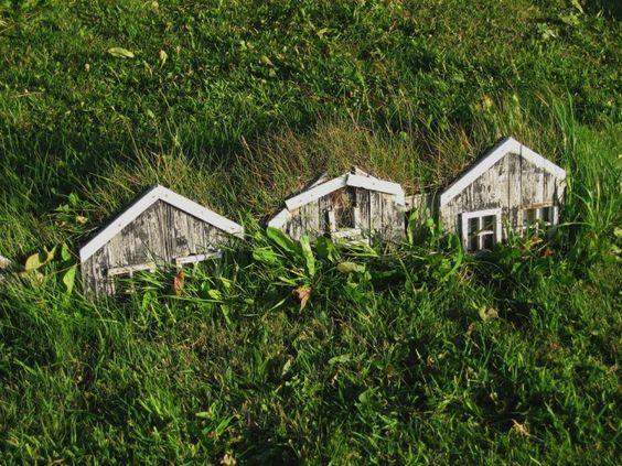 Исландские дома эльфов — В гостях у Ляли