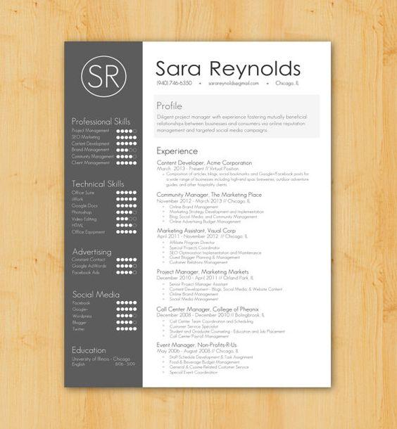 resume writing resume design and resume on pinterest