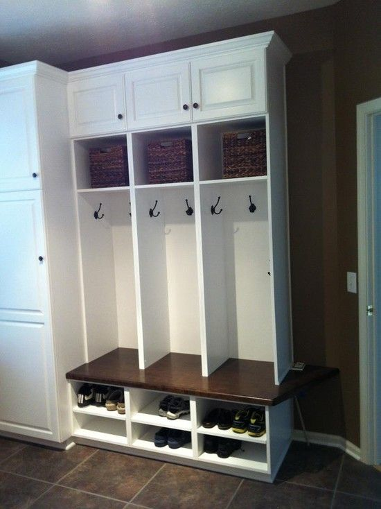 Launch Pad Laundry Room Small Laundry Room Design