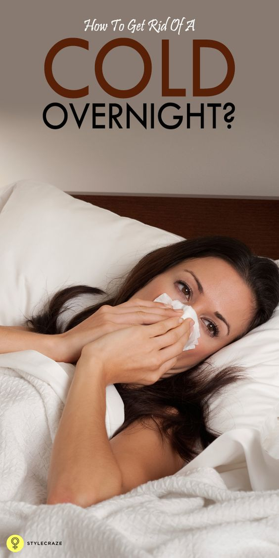 23 Effective Home Remedies For Common Cold: