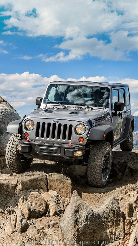Jeep Wrangler Rubicon iPhone 6/6 plus wallpaper Cars