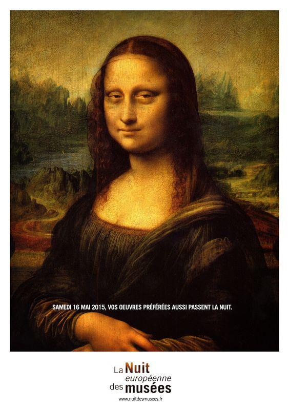 museum advertisements