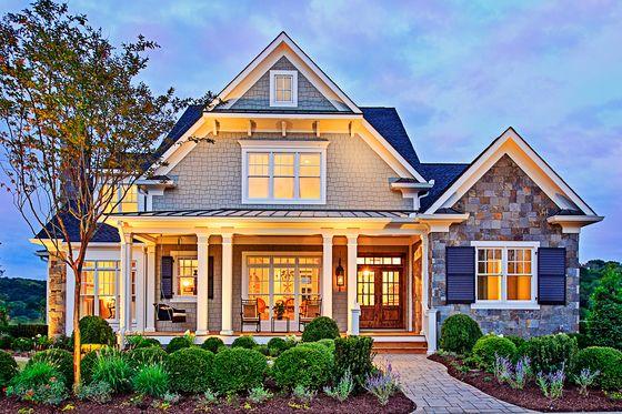 FRANK BETZ - I LOVE THIS PLAN! House Plan 927-5 - http://www.houseplans.com/plan/3878-square-feet-4-bedroom-5-5-bathroom-3-garage-craftsman-country-40443: