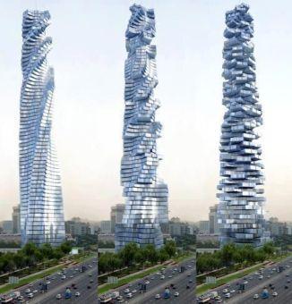 Dubai Dynamic Tower