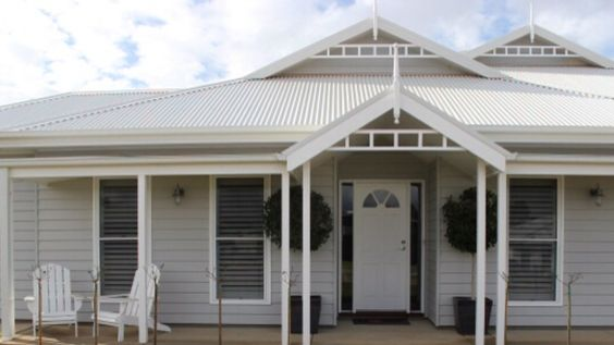 Dulux Shale Grey Grey Weatherboard Colours Pinterest