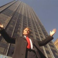 Skyscrapers named after Donald Trump in America