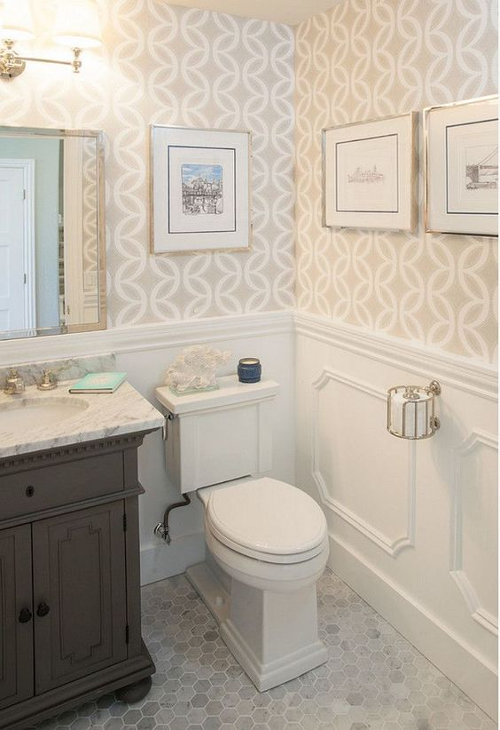 fancy pants powder room a real postbox project postbox designs rh postboxdesigns com