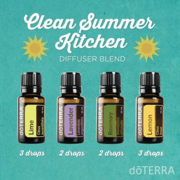 Sick of winter? This blend will sweep in like a fresh summer breeze and put your soul at ease.: