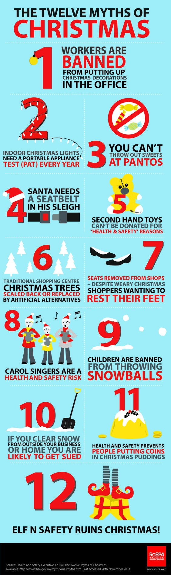 Infographic and Christmas on Pinterest