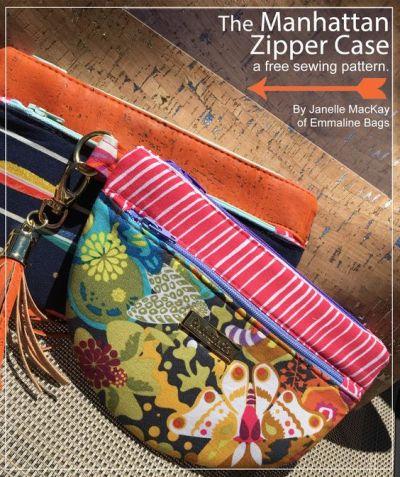 How To Sew A Zipper Bag 10 Free Patterns Amp Tutorials My