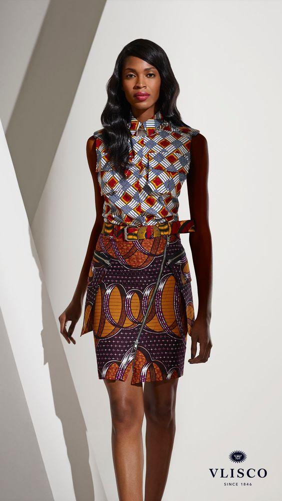 Latest Ankara Skirt And Blouse Styles 2017 Johnny Blizzy Fashion
