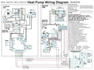 Trane Heat Pump Wiring Diagram   Heat pump pressor Fan