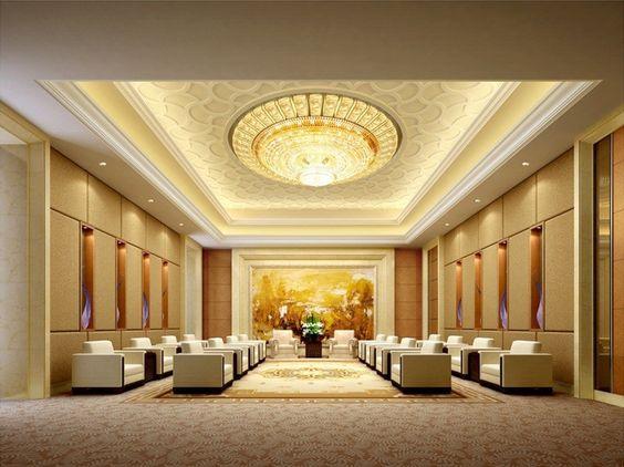 party hall design - Google Search | ballroom | Pinterest ...