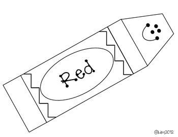 miss kindergarten crayons and templates on pinterest