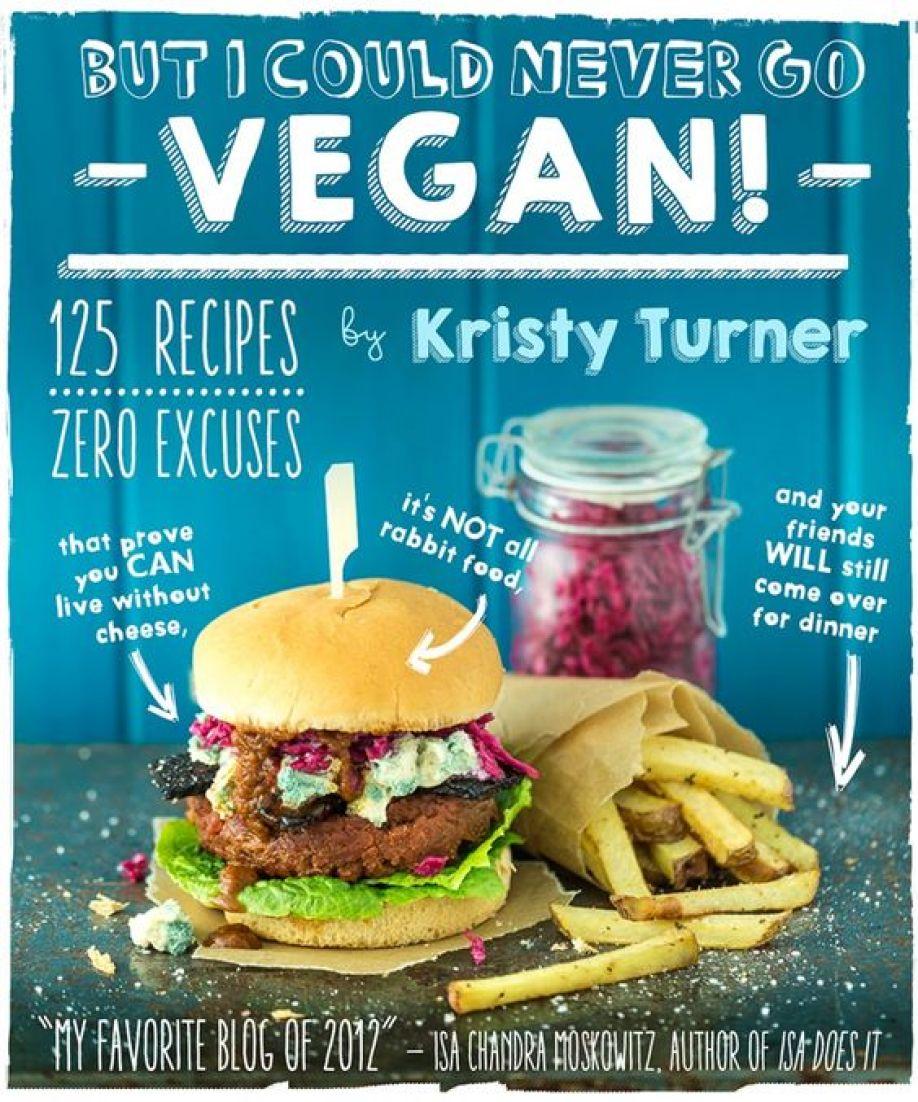 Image result for but i could never go vegan cookbook