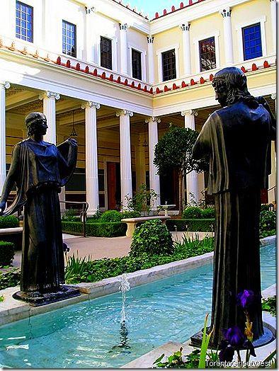 Getty Villa - favorite museum: