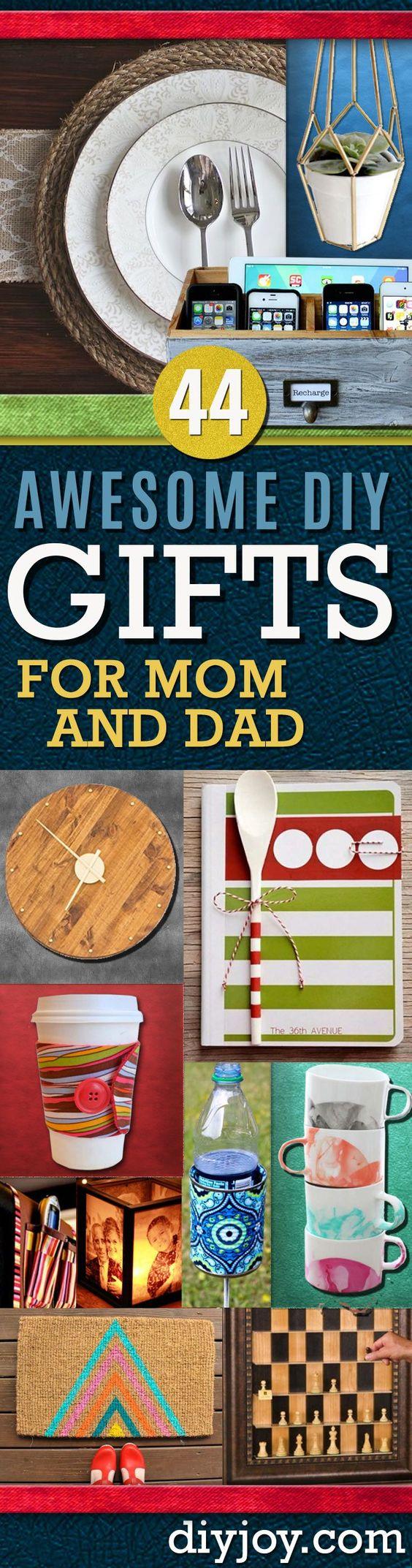 Homemade, Christmas gift ideas and Mom on Pinterest
