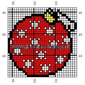 Pixel Art Christmas Jul Hama Pinterest Motifs Nol
