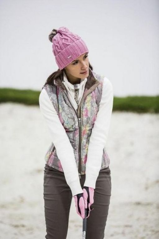 Daily Sports Lordie Quilted Wind Vest   Golf4Her: