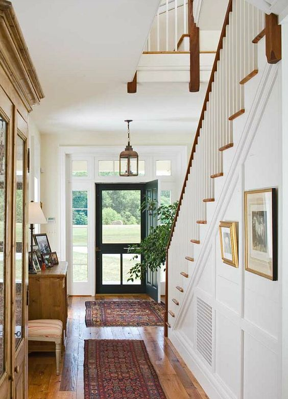 Happy Choice Farmhouse In Maryland Is A Lot Newer Than