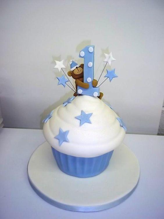 Birthdays Boys And Cake Smash On Pinterest