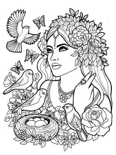 coloring pages coloring and elves on pinterest