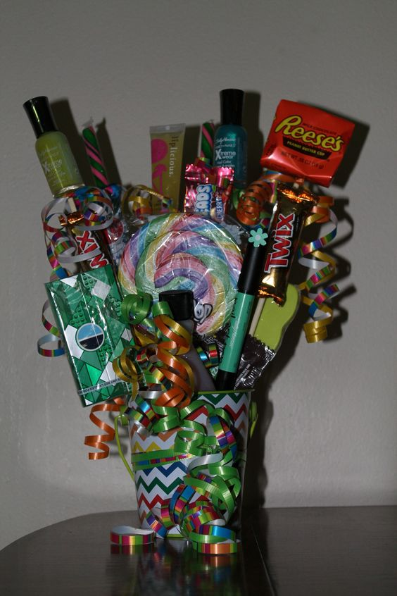 13 Year Olds Baskets And Gift Baskets On Pinterest
