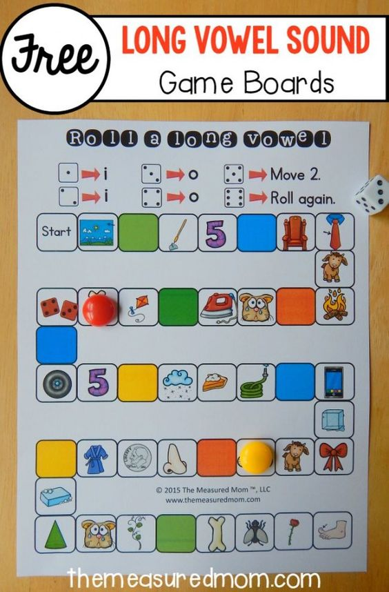 26 Free Games To Teach Long Vowel Sounds