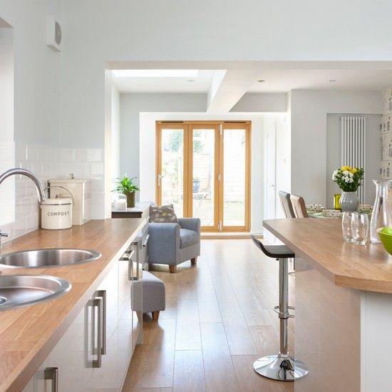 White gloss kitchen decorating ideas. 20 best modular kitchen ...