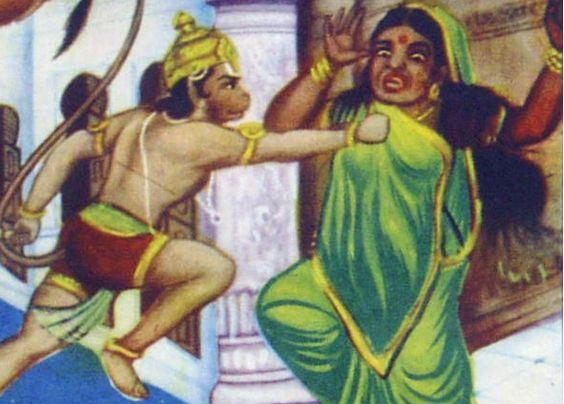hanuman lankini