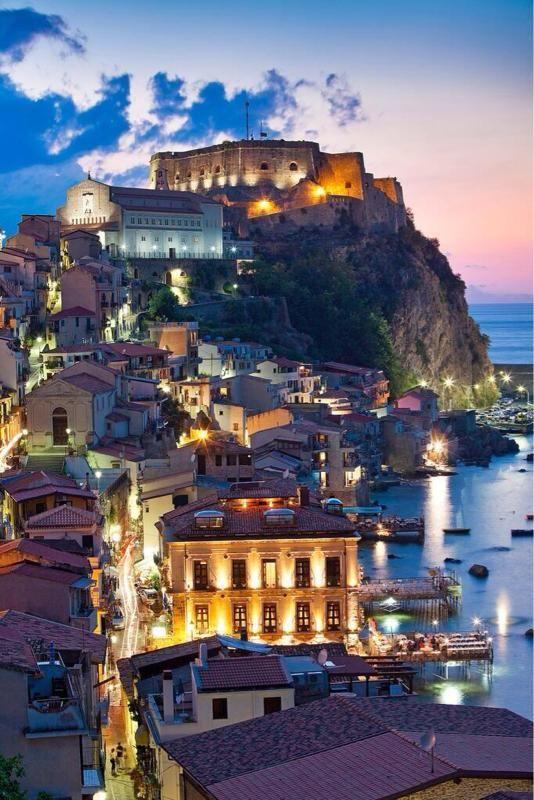 Costa Viola, Italy: