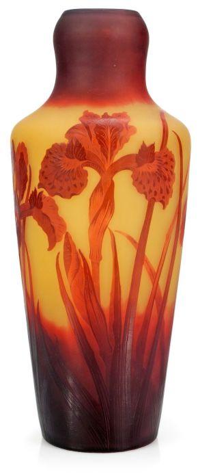 Emille Galle. S XX. Art Nouveau. Francia.:
