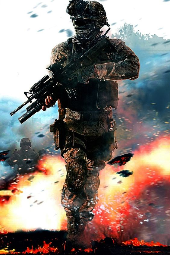 Black Ops Soldiers And Black On Pinterest