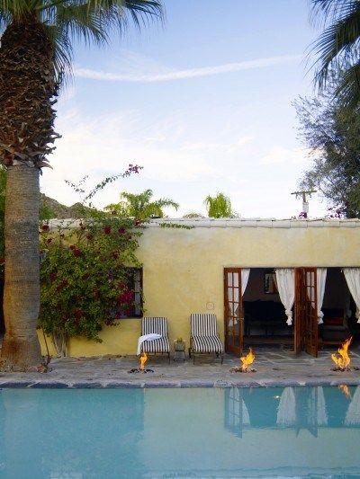 Korakia Pensione, Palm Springs, CA: