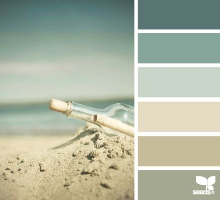 COLOR PALETTE FROM A THERAPY OFFICE DESIGN BLOGPOST