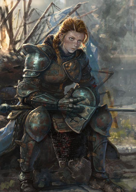 Dd Inquisitor Fantasy Art