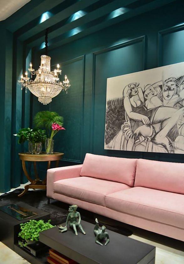 Lounge Casa Cor RS - Tempo da Delicadeza: