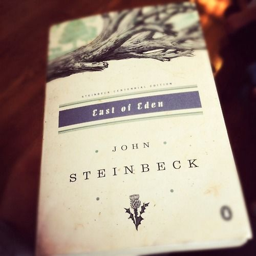 Classic Books to Read East of Eden John Steinbeck Fiction Literature