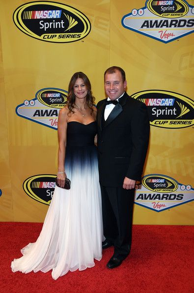 Ryan Amp Krissie Newman At The 2014 NASCAR Awards Banquet